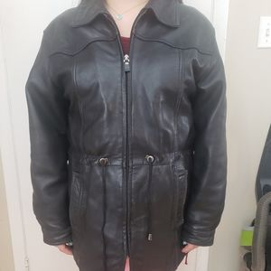 Size XS Danier Leather Jacket